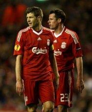 Soccer - UEFA Europa League - Semi Final - Second Leg - Liverpool v Atletico Madrid - Anfield