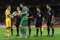 Iker+Casillas+Gianluigi+Buffon+Spain+v+Italy+toLcFegMohel