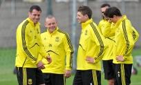 Soccer - UEFA Europa League - Group K - Liverpool v SSC Napoli - Liverpool Training Session - Melwood