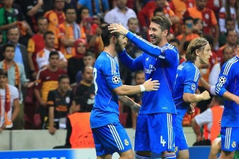 FBL-C1-EUR-GALATASARAY-REAL MADRID