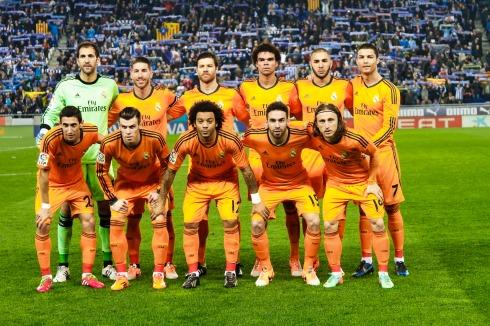 Liga BBVA (J19) RCD Espanyol vs Real Madrid