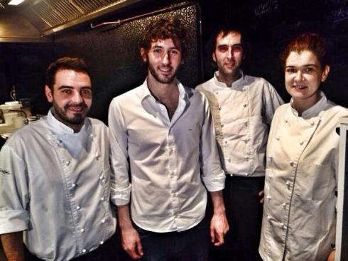 Pirata and the chefs