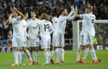 Real Madrid - Atletico de Madrid, Liga Copa del Rey. Jornada Semifinales - IDA. // Real Madrid - Atletico de Madrid, Copa del Rey Leage. Round Semifinales - IDA.