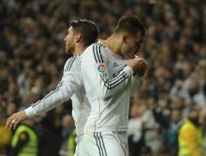 Real Madrid CF - Atletico de Madrid, Liga Copa del Rey. Jornada Semifinal. // Real Madrid CF - Atletico de Madrid, Copa del Rey Leage. Round Semifinal.