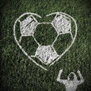 David Luiz's Valentine
