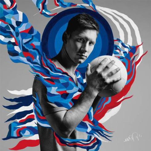 Lionel Messi by Ever