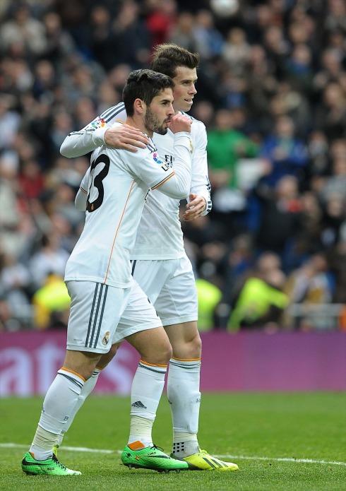 Real Madrid - Elche CF, Liga LIGA BBVA. Jornada J25. // Real Madrid - Elche CF, LIGA BBVA Leage. Round J25.
