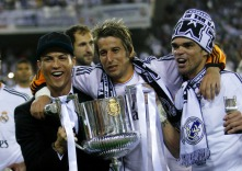 Cristiano Ronaldo, Fabio Coentrao, Pepe