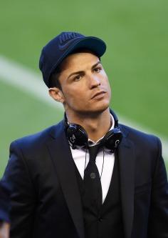FUSSBALL INTERNATIONAL Copa del Rey FINALE 2013 2014 FC Barcelona Real Madrid 16 04 2014 Cristiano