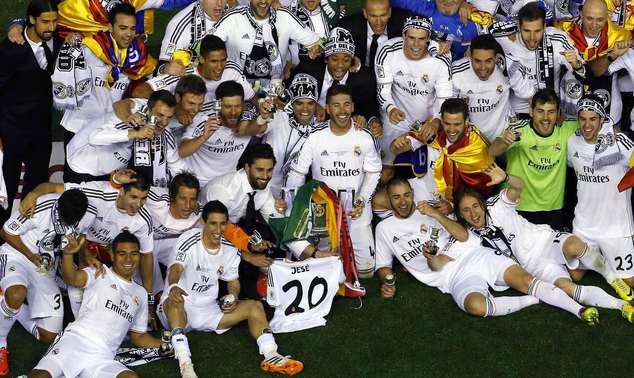 Реал мадрид чемпионат испании