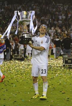 FC BARCELONA - REAL MADRID CF, Liga Copa del Rey. Jornada FINAL. // FC BARCELONA - REAL MADRID CF, Copa del Rey Leage. Round FINAL.