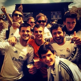 Morata's family