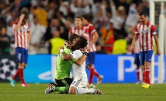 Marcelo, Iker Casillas