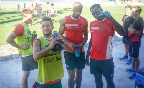 Belgian training