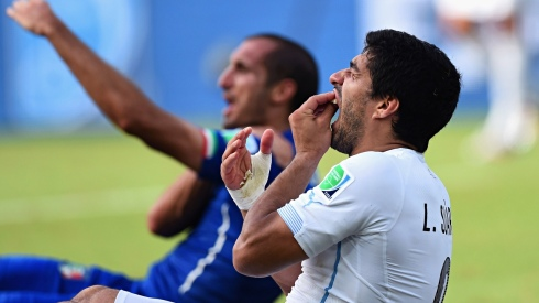 ***BESTPIX***  Italy v Uruguay: