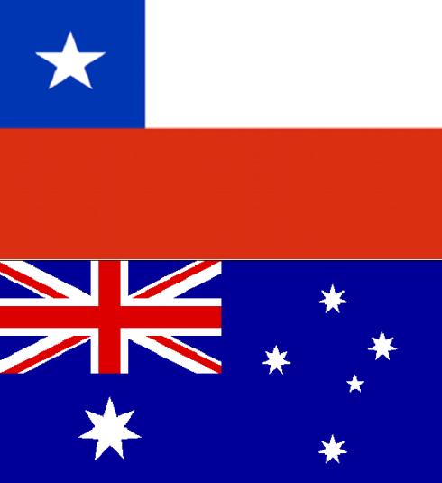 Chile Australia