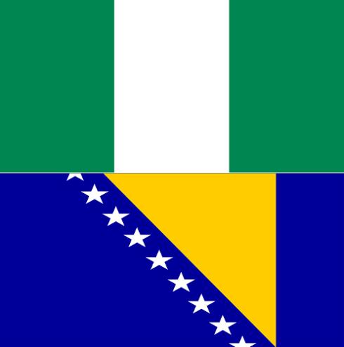 nigeria bosnia