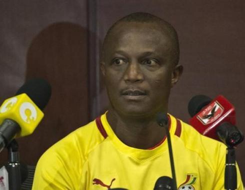 James Kwesi Appiah, Coach of Ghana