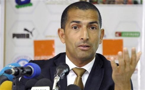Sabri Lamouchi, Coach of the Ivory Coast