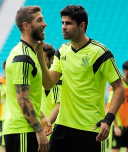 Brazil Soccer WCup Spain