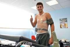 Juventus - Visite mediche per Alvaro Morata