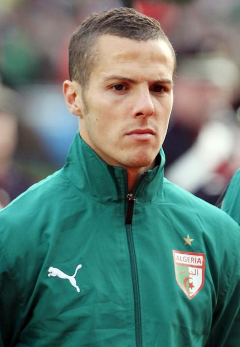 Djamel MESBAH Algeria