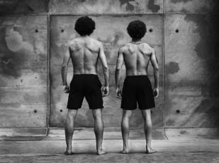 Marouane Felliani & Axel Witsel © Stephan Vanfleteren