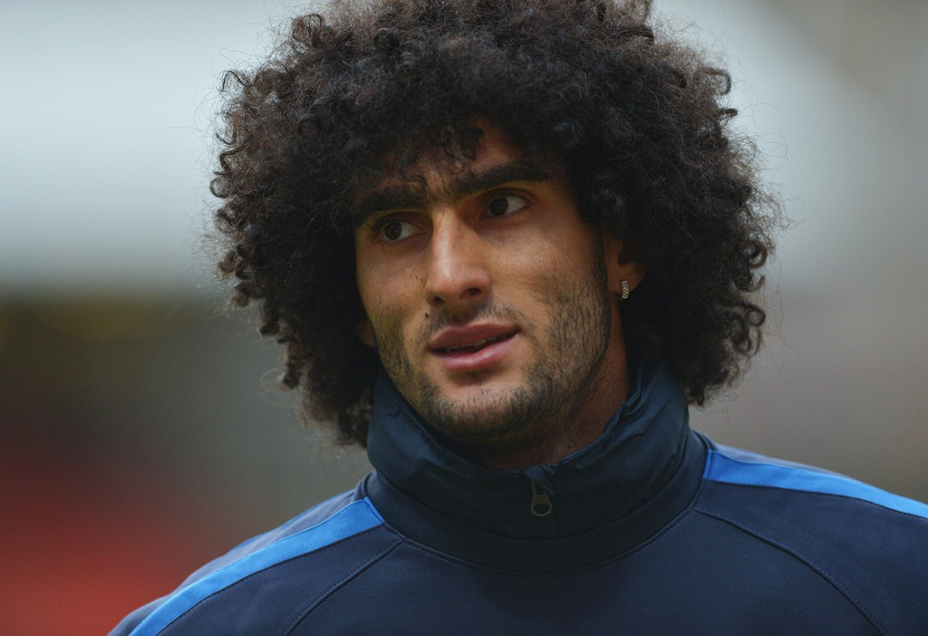 Image Result For Manchester United Player Afro