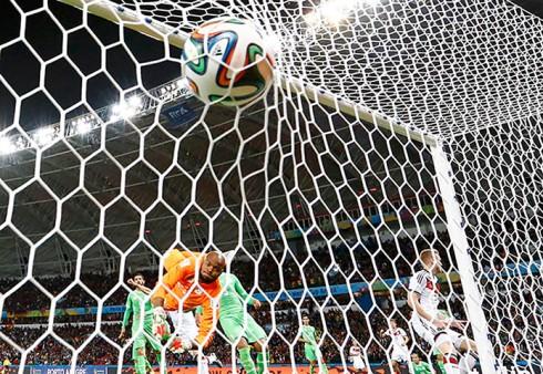 Germany v Algeria2
