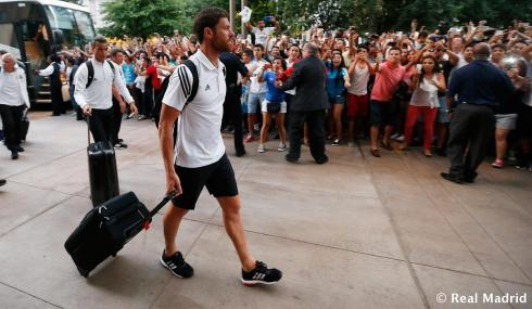 Xabi servin' up that ginger beard realness