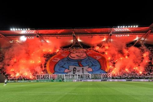 Ultras Banner