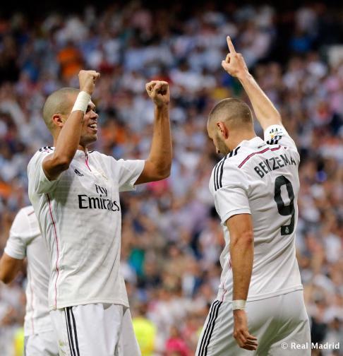 Benz Goal 8