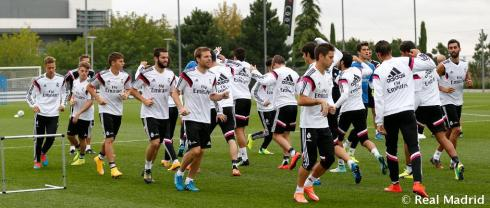first training