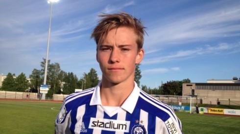 Fredrik Lassas