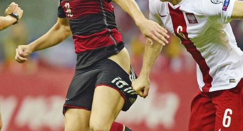 Nude toni kroos German Footballer