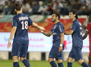 Paris Saint-Germain FC v Lekhwiya Sports Club - Friendly Game