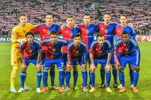 Basel Starting XI
