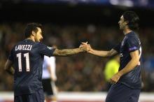 FOOTBALL - UEFA CHAMPIONS LEAGUE - 1/8 FINAL - VALENCIA v PSG
