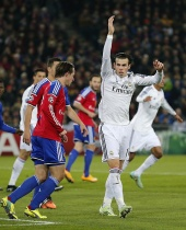 FC Basel 1893 v Real Madrid CF - UEFA Champions League