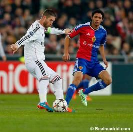 Ramos shot
