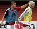 Lukas Podolski, Bastian Schweinsteiger