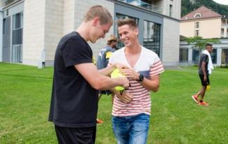 Borussia Dortmund - Bad Ragaz Training Camp Day 7