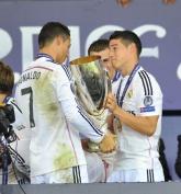 UEFA Super Cup: Real Madrid v Sevilla