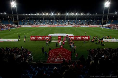 Almeria stadium