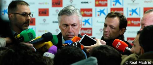 Ancelotti post match