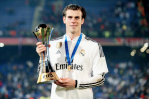 Bale and the trophy