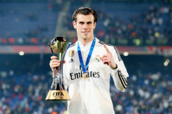 Bale knows we're number one
