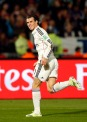 Bale on the run after scoring