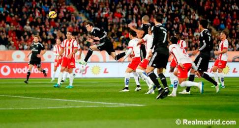 Bale's header