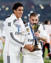 Benz and Varane